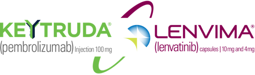 KEYTRUDA® (pembrolizumab) Injection 100 mg and LENVIMA® (lenvatinib) Capsules 10 mg and 4 mg